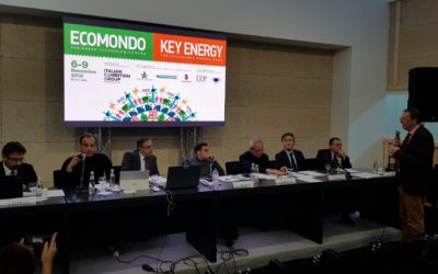 Bio4a Presentation at KEYENERGY – Ecomondo 2018 (Italy)