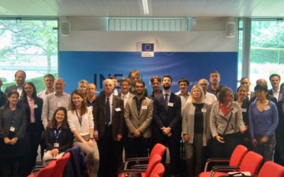 BIO4A Showcased at INEA Biofuel Clustering Workshop, 23-24 May 2019