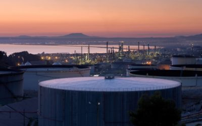 Total Starts Up the La Mède Biorefinery