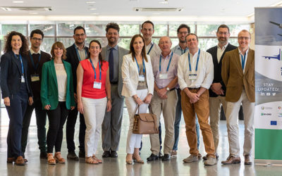 BIO4A 3rd Project Meeeting at EUBCE 2019 in Lisbon
